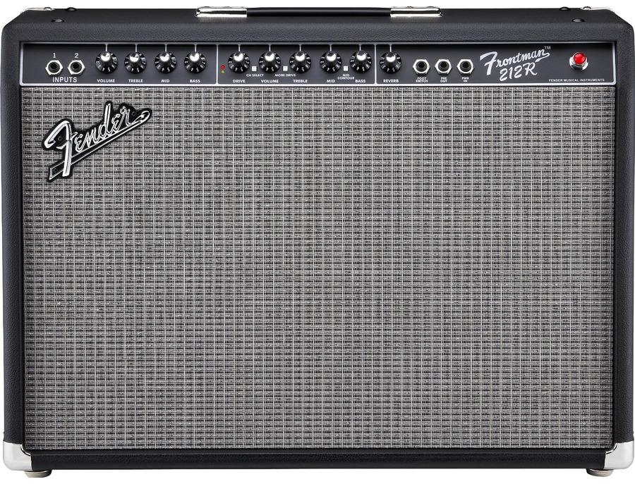 Fender Frontman 212R 100-Watt 2x12-Inch Guitar Combo Amp