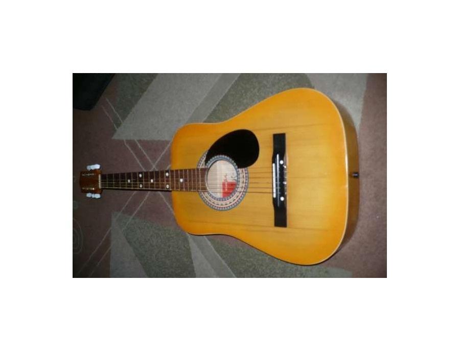 Defil acoustic guitar xl