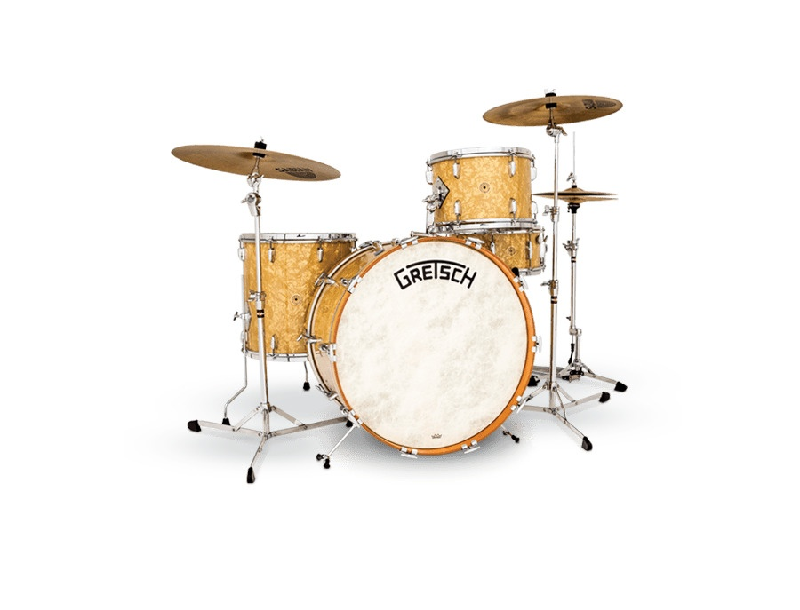 Gretsch USA Broadkaster Kit
