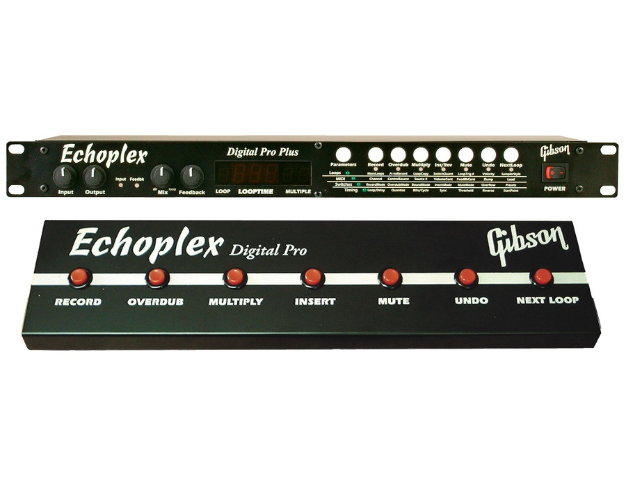 Gibson echoplex digital pro plus xl