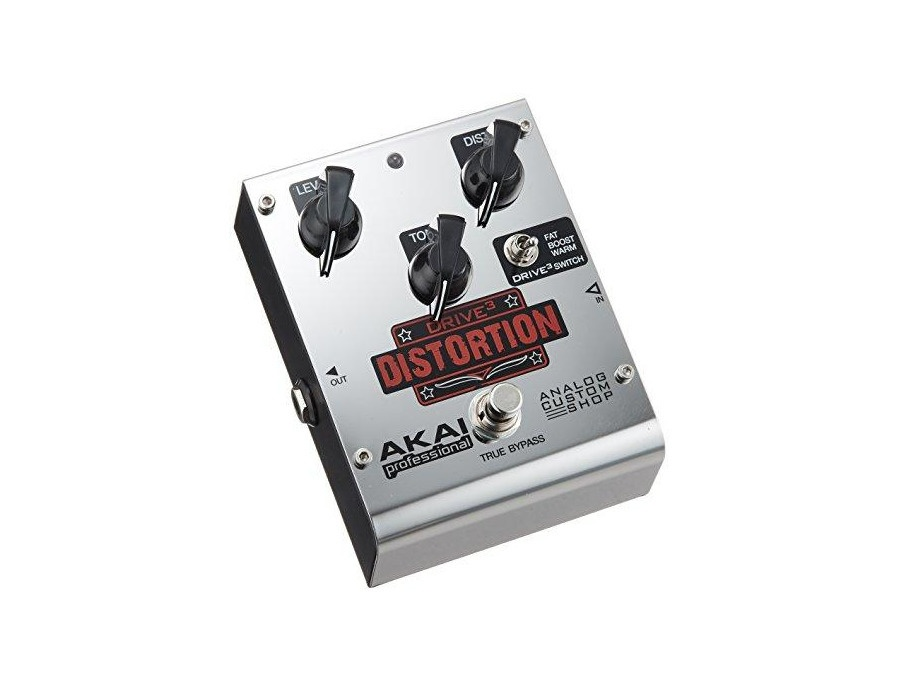 Akai professional analog custom shop drive3 distortion xl