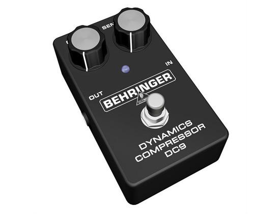 Behringer DC9 Dynamics Compressor