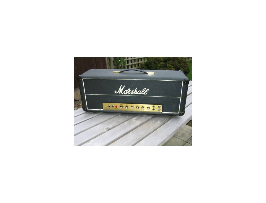 1973 Marshall JMP MKII 50 watt head