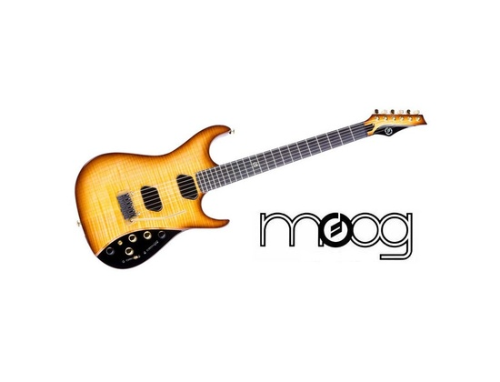 Moog E1 Electric Guitar (Paul Vo Collector's Edition)