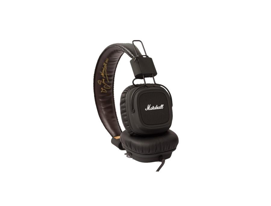 Marshall major black headphones xl