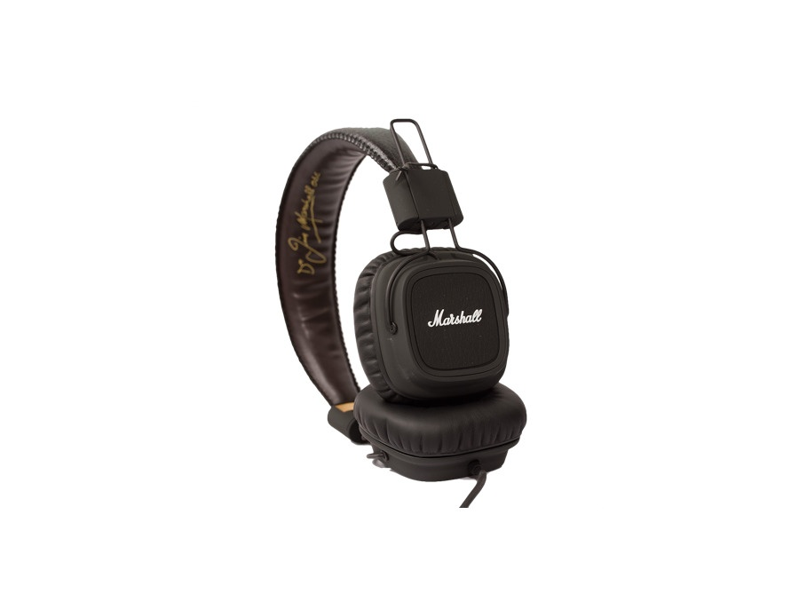 Marshall Major Black Headphones