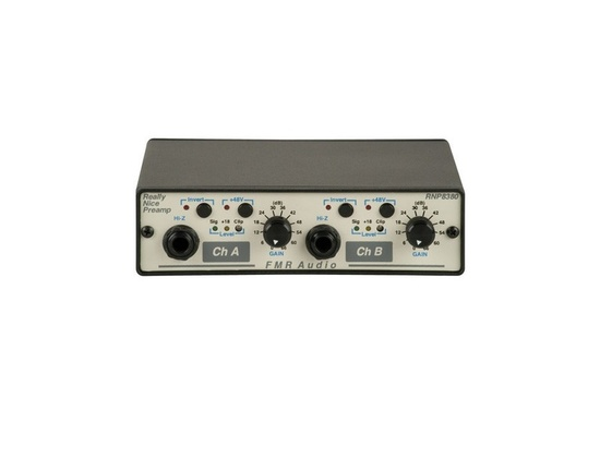 FMR Audio RNP8380 Really Nice Preamp