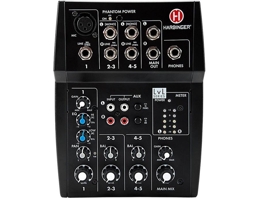 Harbinger L502
