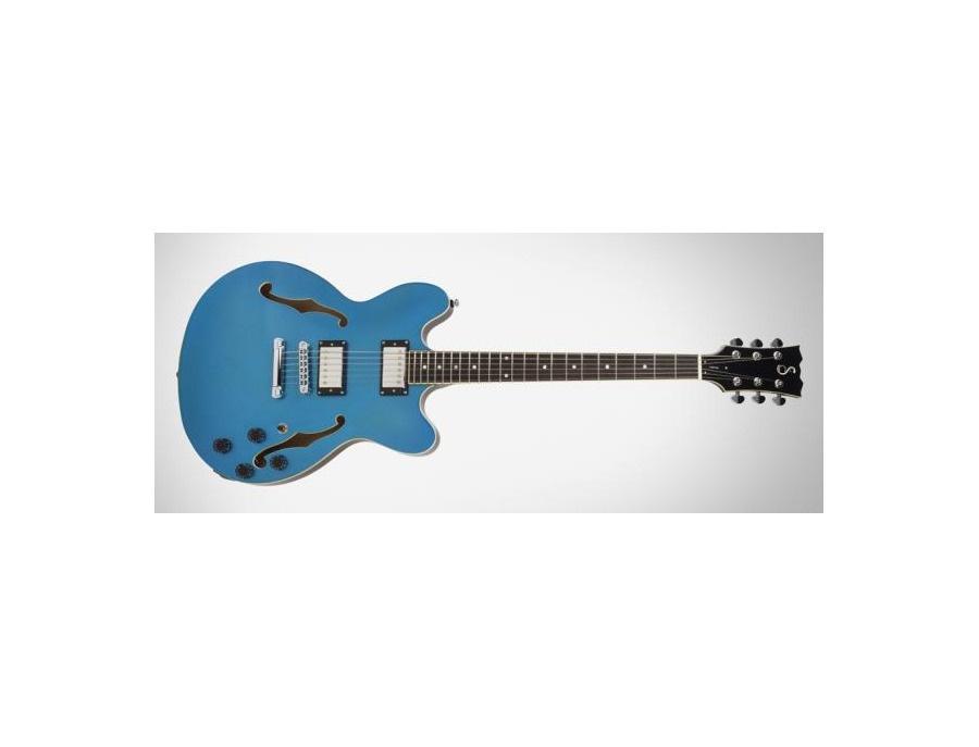 Sublime Guitar Company - Chieftain Semi Hollow Body