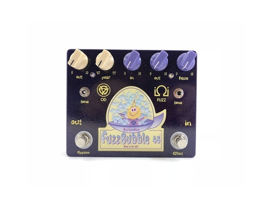 Analog Alien Fuzzbubble 45