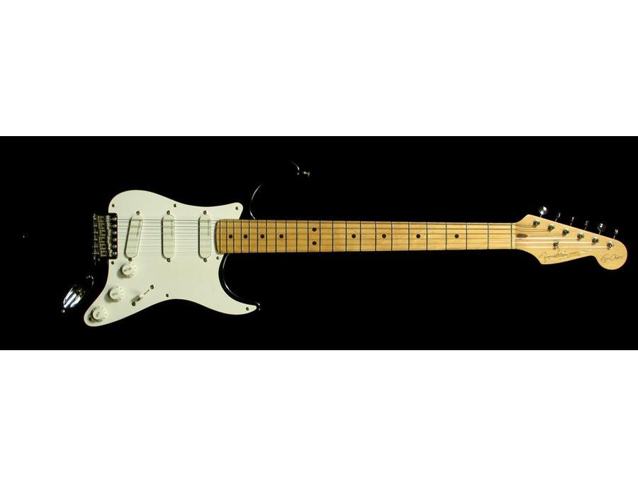 "Fender Stratocaster Eric Clapton ""Blackie"""