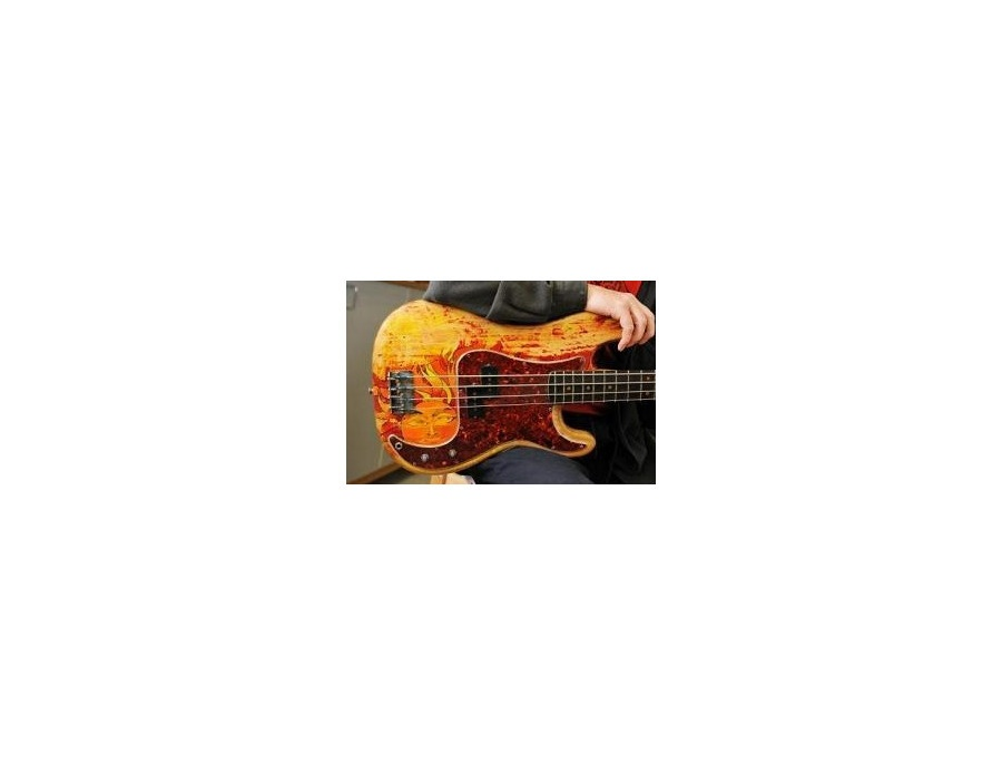 Fender Klaus Voormann's Precision Bass