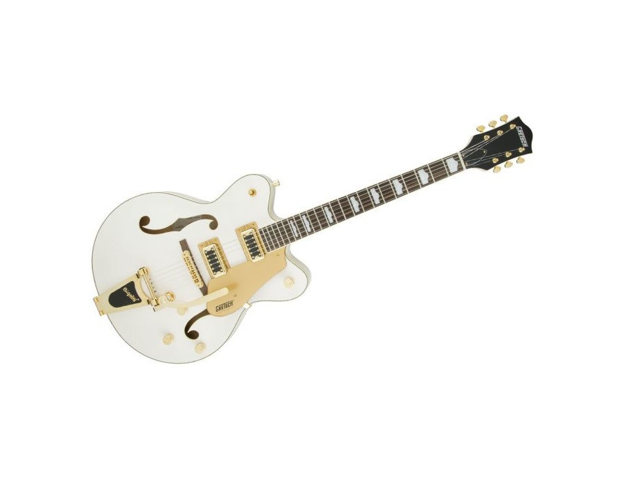 Gretsch Electromatic G5422TG Snow Crest White