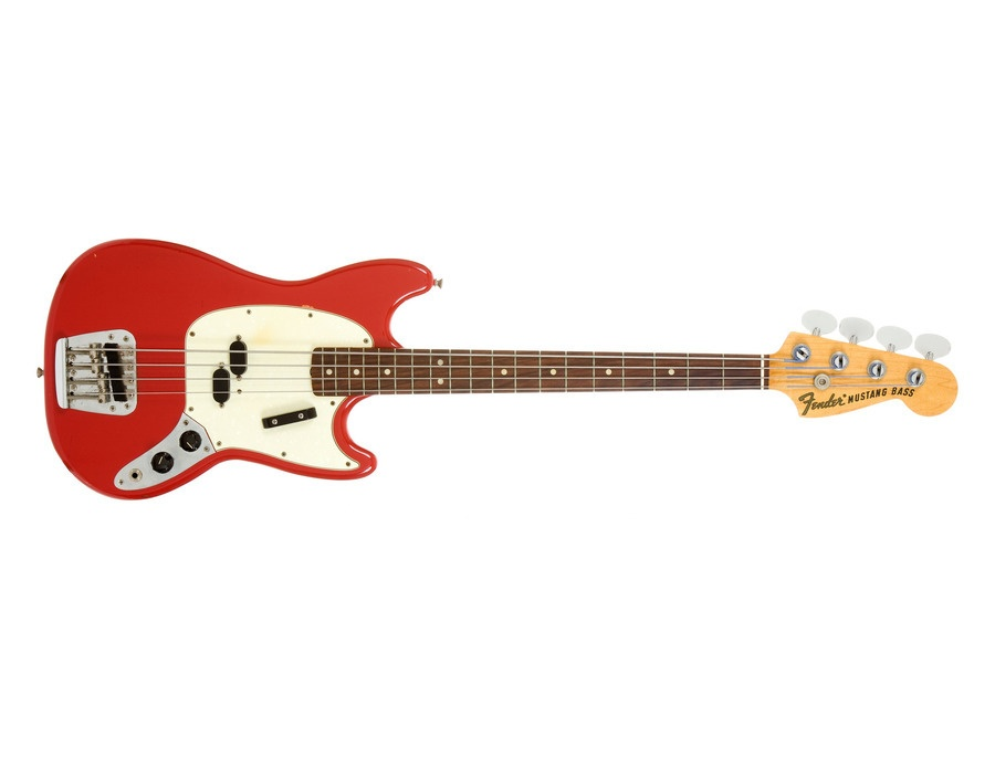 Fender mustang bass xl
