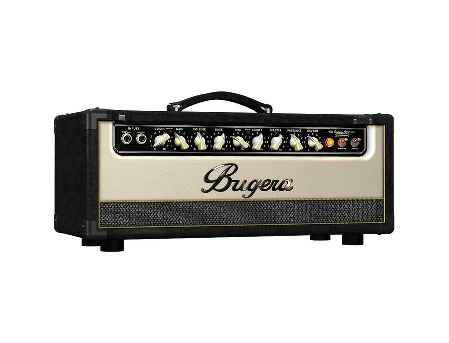 Bugera Vintage V22HD 22W Tube Guitar Amp Head
