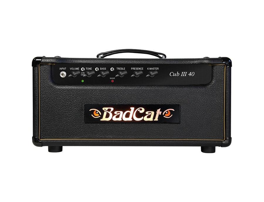 Bad Cat Cub III 40W Guitar Head