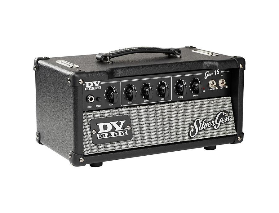 DV Mark Gen15 15W Tube Guitar Amp Head