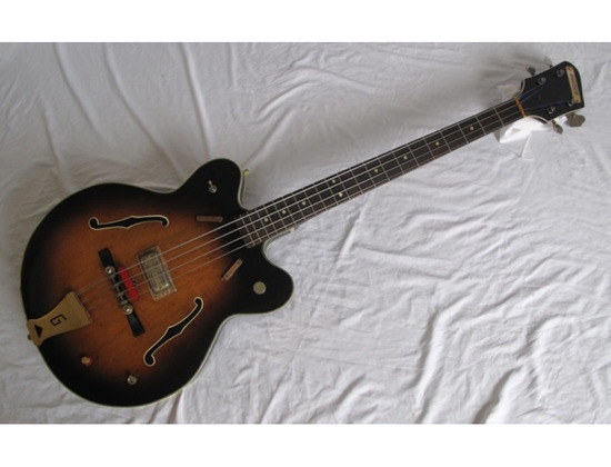 Gretsch 6070 Hollow Body Bass