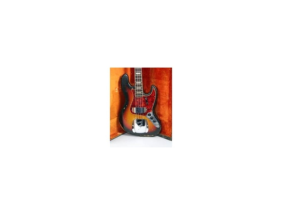 Fender 1967 Jazz Bass