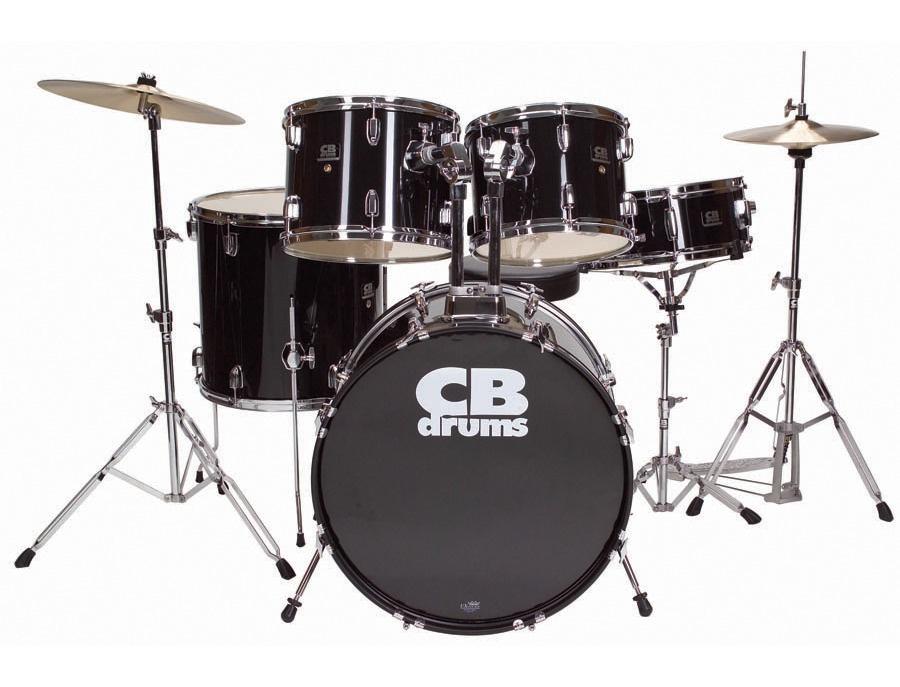 Cb drums sp series drum set xl