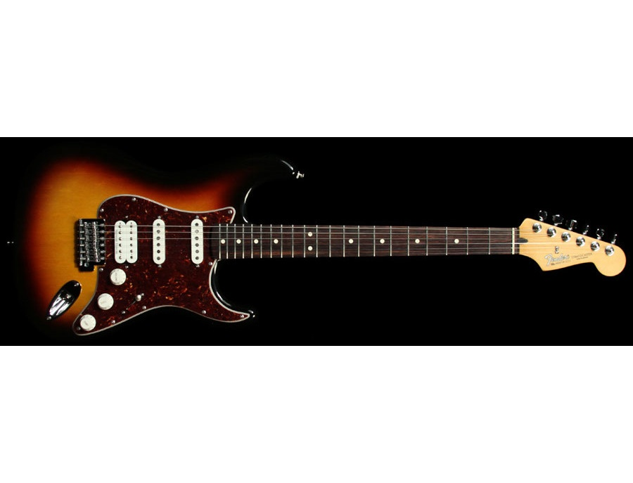 American fender stratocaster lone star xl