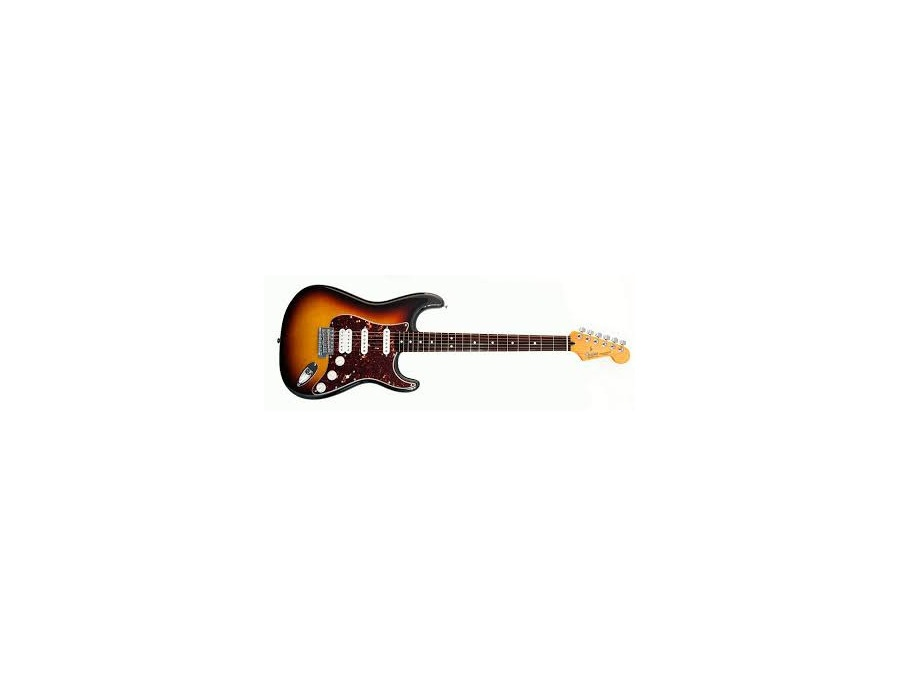 American Fender Stratocaster Lone Star