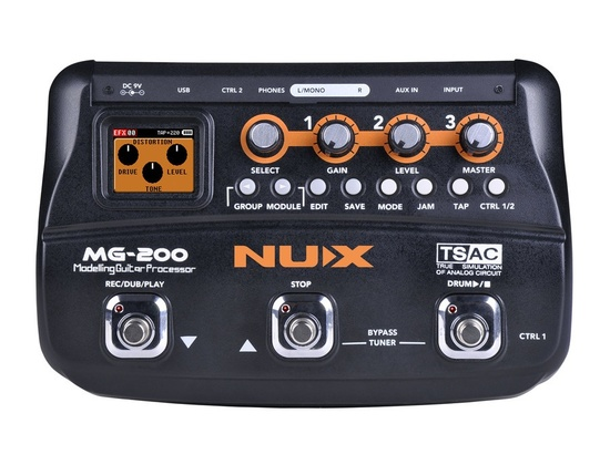 NUX MG-200