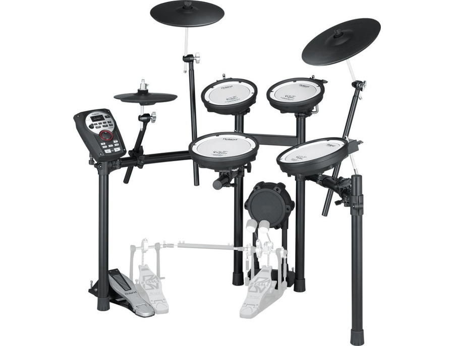 Roland td 11kv s v compact series electronic drum set xl