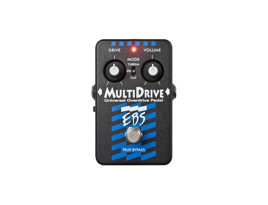 EBS MultiDrive Universal Overdrive Pedal
