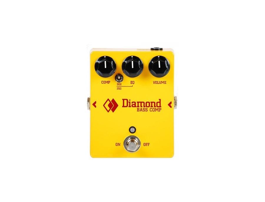 Diamond Bass Compressor