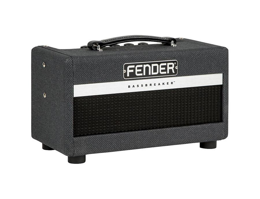 Fender Bassbreaker 007 7W Tube Guitar Amp Head
