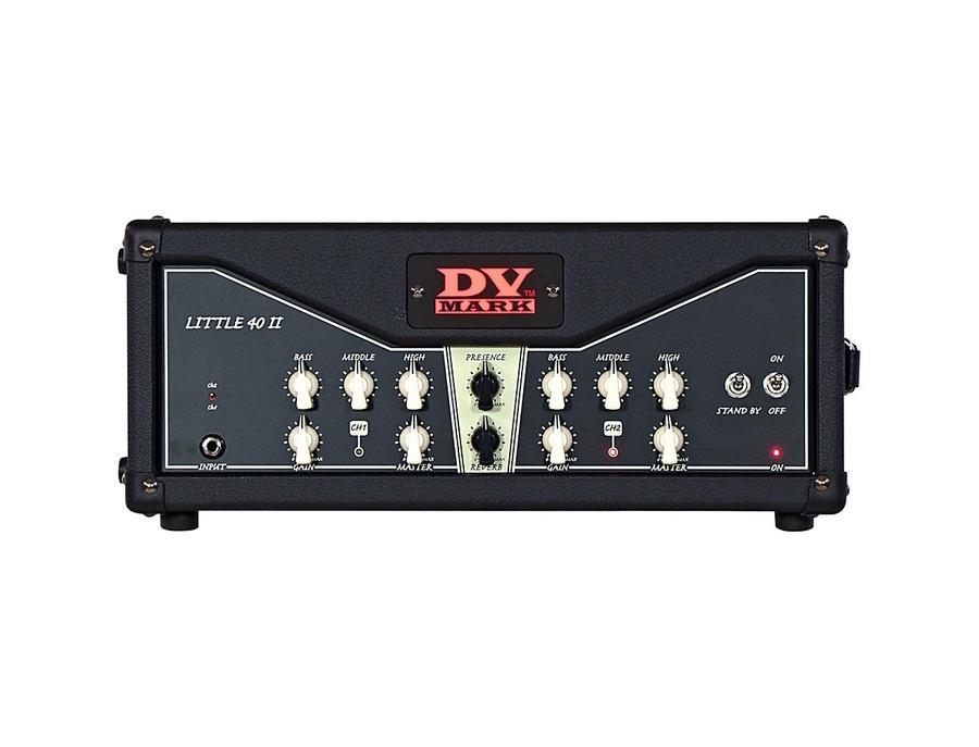 DV Mark Little 40 II 40W All-Tube Guitar Head