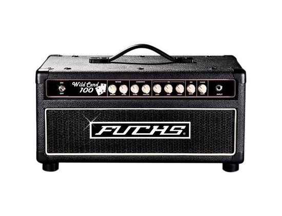Fuchs Wildcard 100W Tube Guitar Head