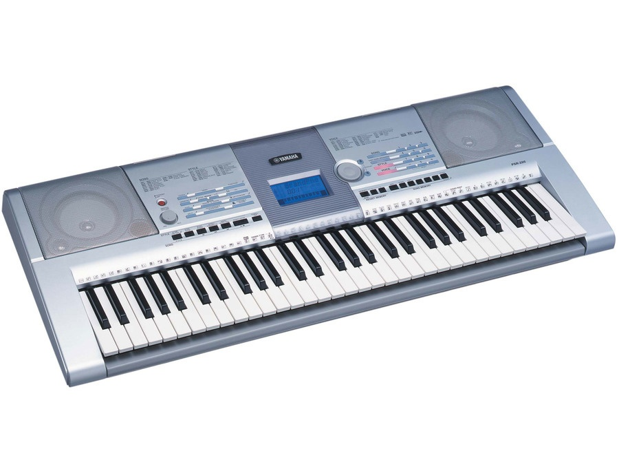 yamaha psr 295 reviews prices equipboard. Black Bedroom Furniture Sets. Home Design Ideas