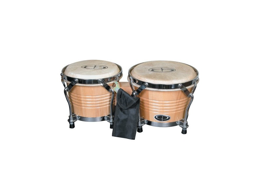 GP Percussion B2 Pro Series Tunable Bongos