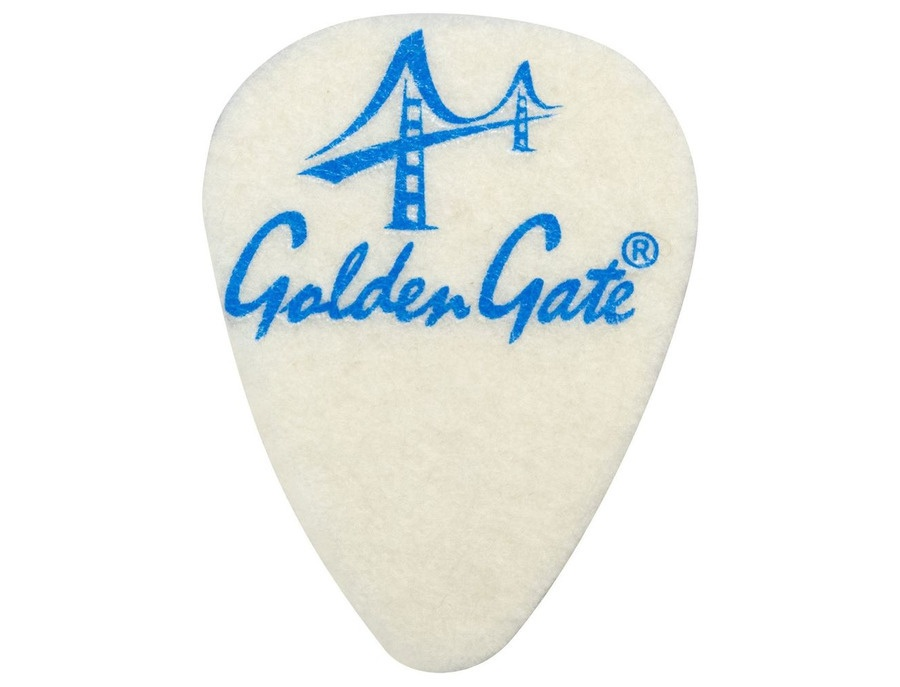 Golden Gate FP-1 Felt Ukulele Pick