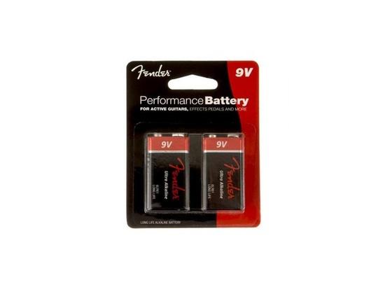 Fender Performance Battery 9v