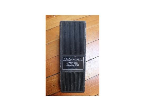 DeArmond 1800 Wa-Wa combination volume