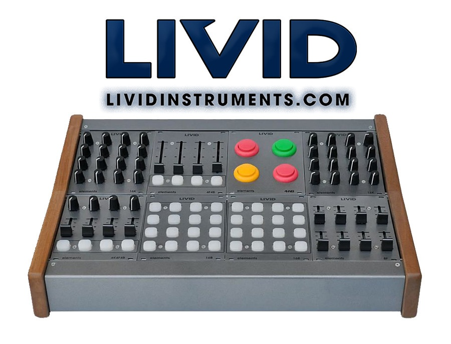 Livid Instruments Elements