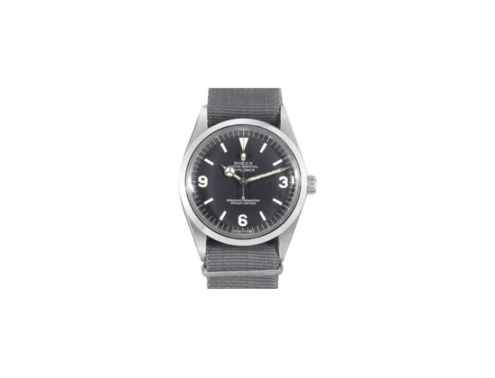 Rolex Explorer I Reference 1016 Watch
