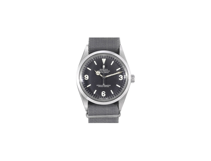 Rolex explorer i reference 1016 watch xl