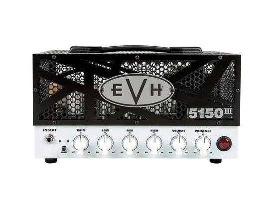 EVH 5150III 15W Lunchbox Tube Guitar Amp Head