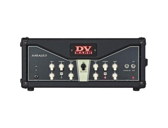 DV Mark Maragold Greg Howe Signature 40W All Tube Guitar Head