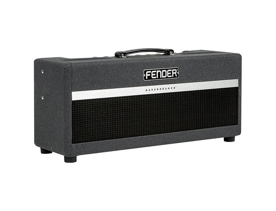 Fender Bassbreaker 45W Tube Guitar Amp Head