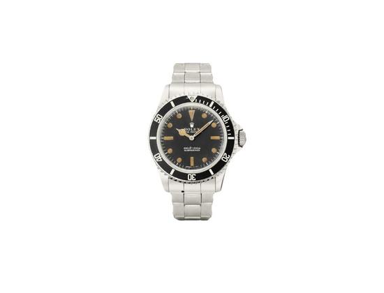Rolex Submariner Reference 5513 Watch