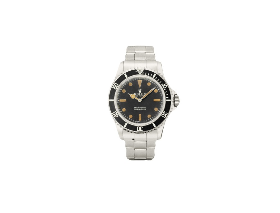 Rolex Submariner Reference 5513 Watch