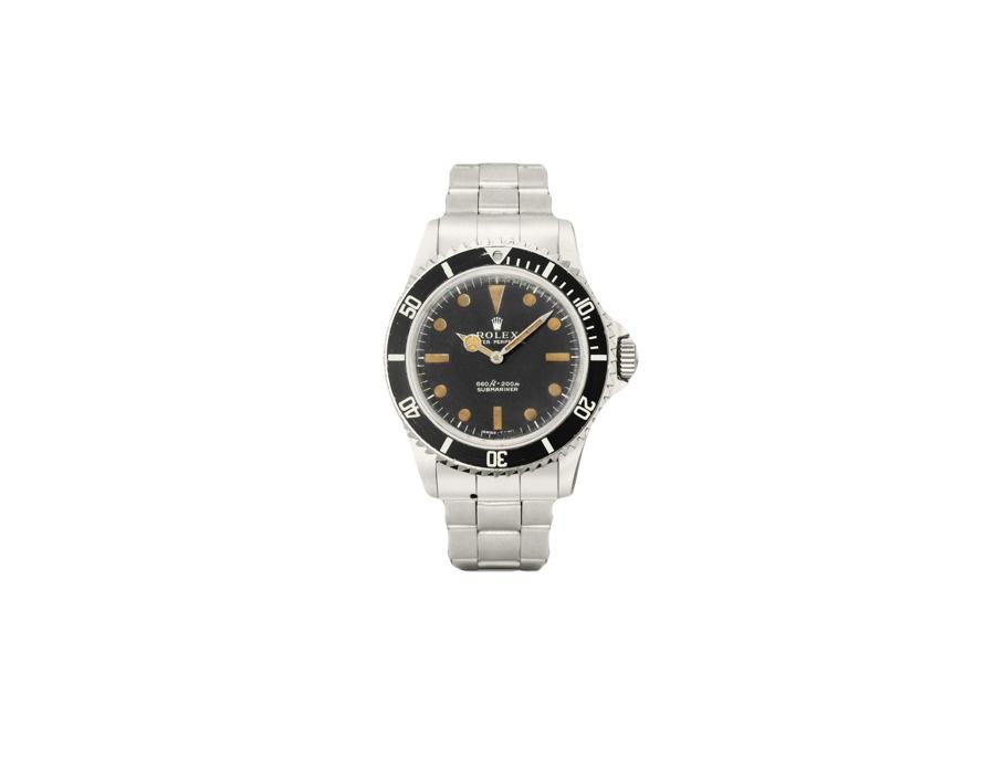 Rolex submariner reference 5513 watch xl