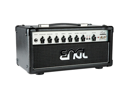 Engl RockMaster 20W Tube Guitar Amp Head with Reverb
