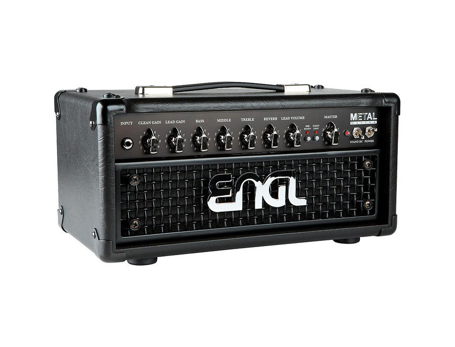 Engl MetalMaster 20W Tube Guitar Amp Head with Reverb