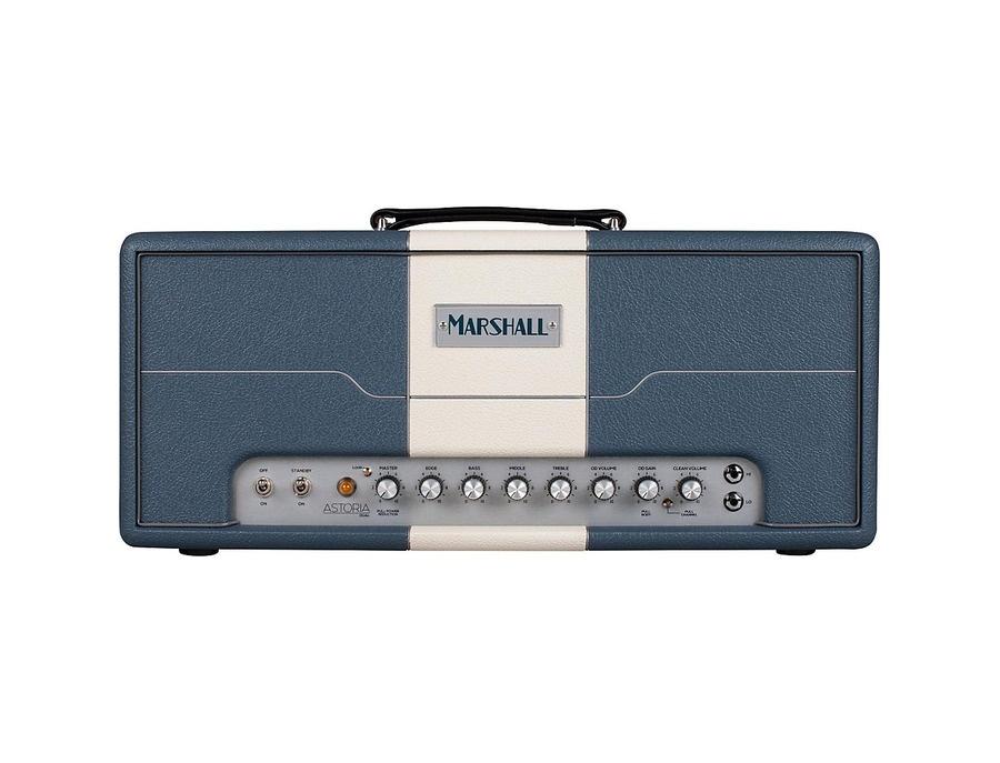 Marshall Astoria AST3H Dual Model 30W Hand-Wired Tube Guitar Head